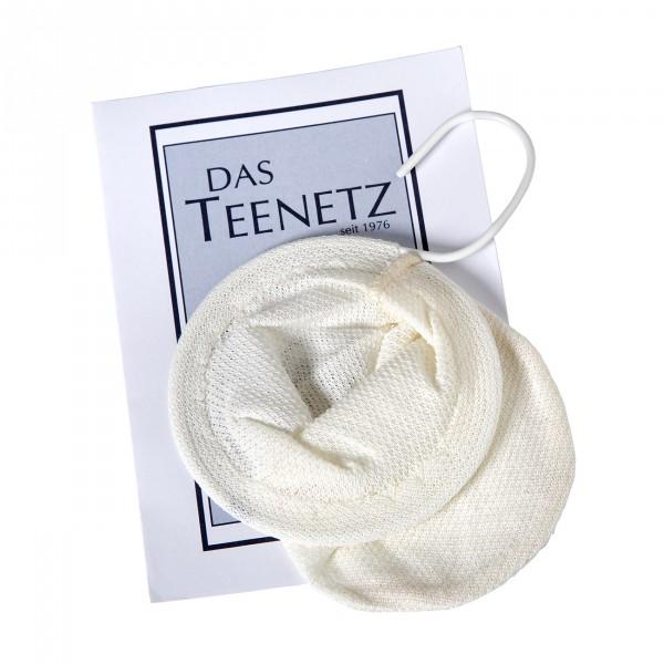 Teenetz / Teestrumpf aus Baumwolle (für Teekannen bis 1,5 l)