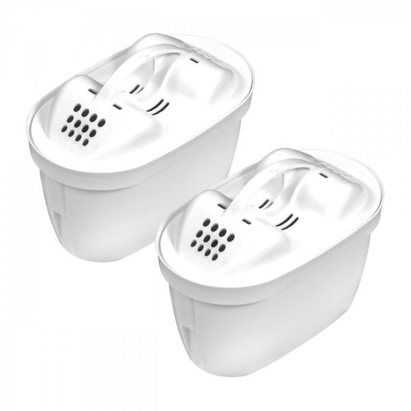 Multimax+ Tischwasserfilter Patronen im 2erPack