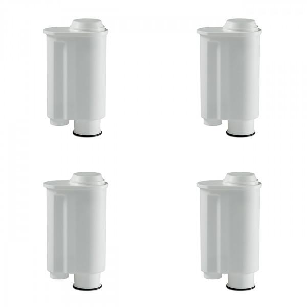 4 Filterpatronen geeignet für Saeco Philips Intenza, Lavazza Gaggia, Espresso A Modo Mio